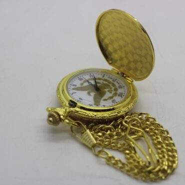 golden Japan Movt Pocket watch.